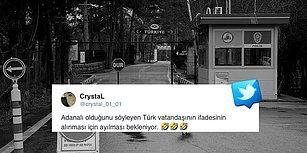 Yunan Basını: Sınırımızda Alkollü Bir Türk Yakalandı, 'Adanalıyım' Dedi