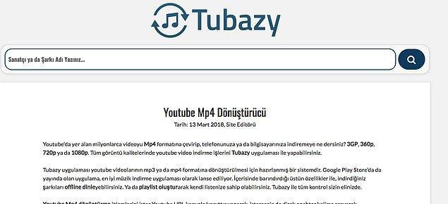 22. Tubazy