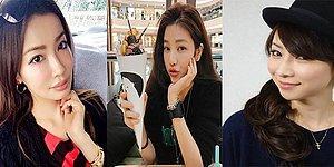 Bu Kadınlardan Hangisinin Daha Yaşlı Olduğunu Bulabilecek misin?