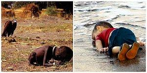 Direnişçiler Teşhis Edilerek Öldürüldü, Bir Gazeteci İntihar Etti, Sığınmacı Politikası Değişti: İşte Örneklerle Fotoğraf Karelerinin Gücü