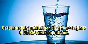 Bugün 22 Mart #DünyaSuGünü: Hayat Kaynağımız Su ile İlgili Dikkate Almanız Gereken 50 İlginç Bilgi