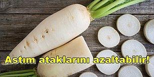 Birçok Yararlı Vitamin ve Minerali Barındıran Beyaz Turpun Faydalarını Biliyor muydunuz?