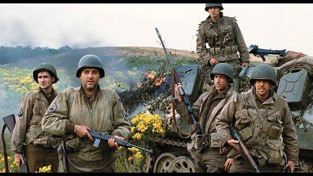 2. Saving Private Ryan-Er Ryan'ı Kurtarmak (1998)   IMDb 8.6