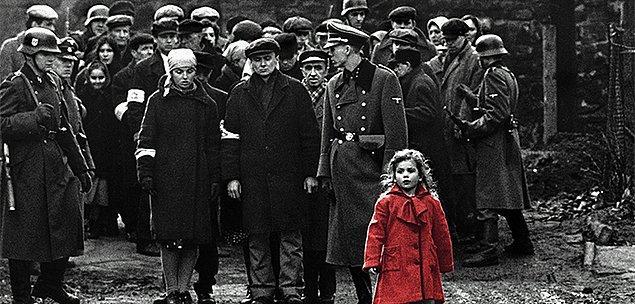 1. Schindler's List-Schindler'in Listesi (1993)   IMDb 8.9