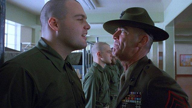 9. Full Metal Jacket (1987)   IMDb 8.3