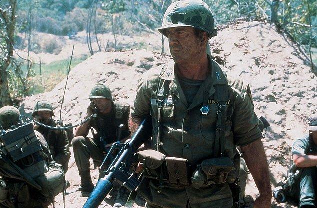14. We Were Soldier–Bir Zamanlar Askerdik (2002)   IMDb 8.0