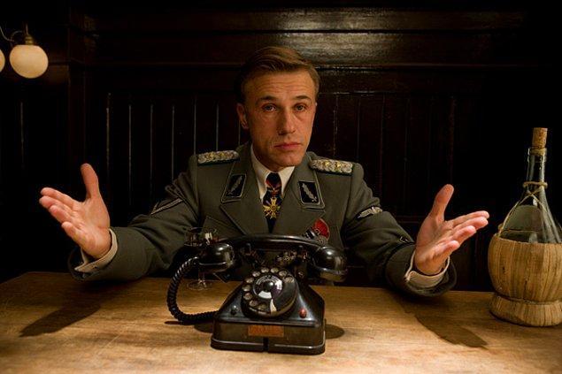 8. Inglourious Basterds-Soysuzlar Çetesi (2009)   IMDb 8.3
