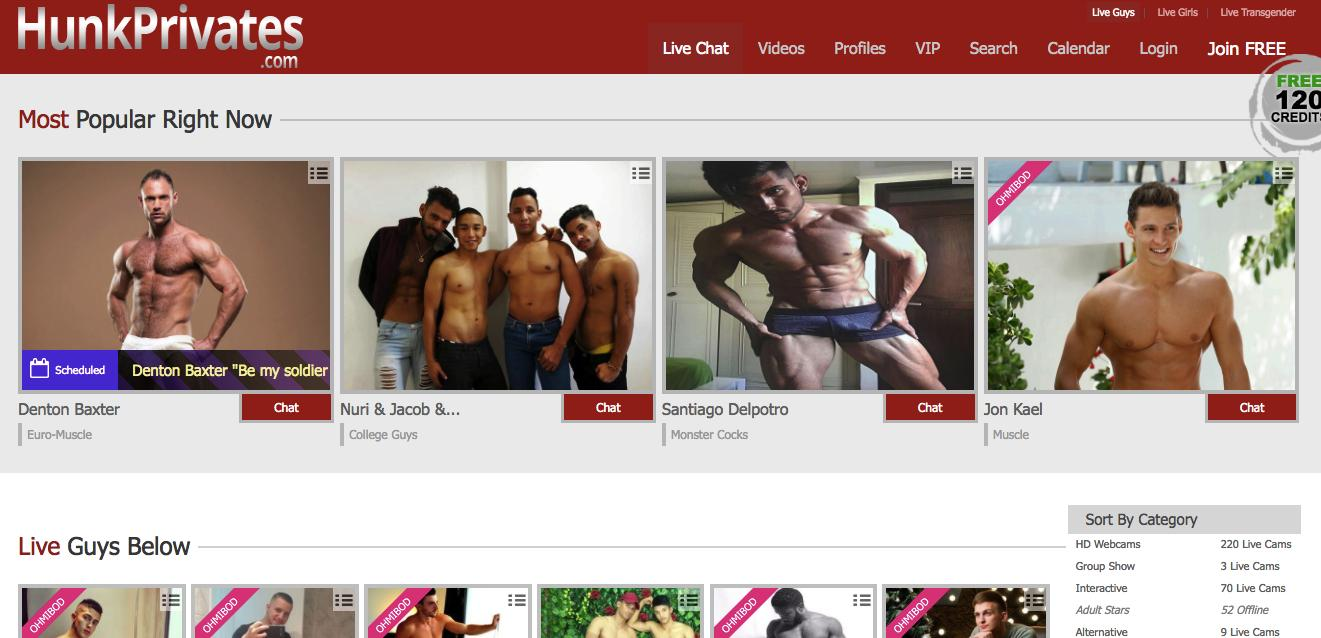 Download gay live