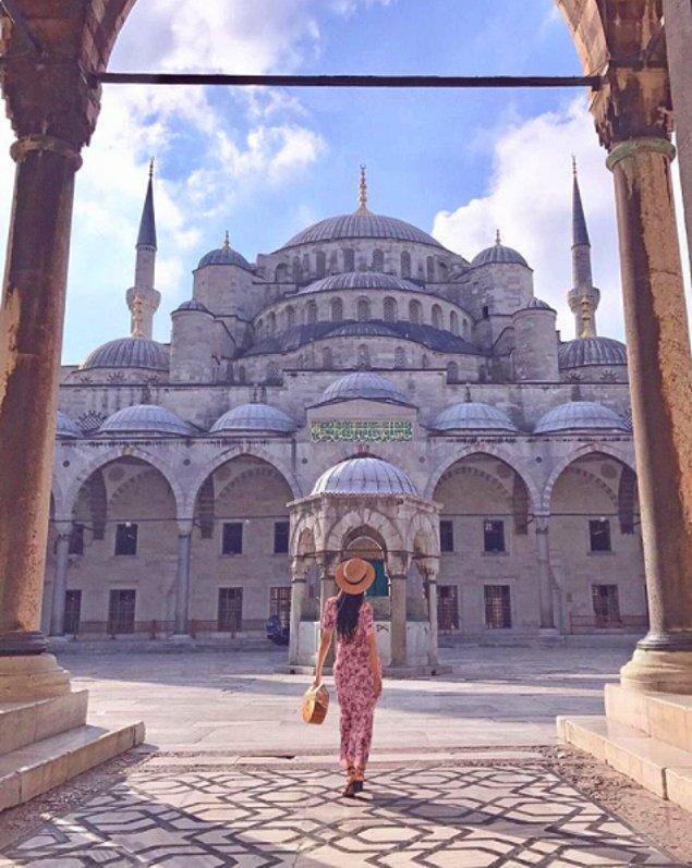 1. Sultanahmet Camii