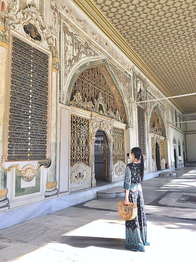 4. Topkapı Sarayı