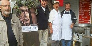 İzmir'de Stephen Hawking İçin Lokma Dağıtıldı