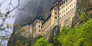 Sümela Manastırı'nın Şifreleri: Gizli Geçitlerin Ardından 'Çile Odaları' Bulundu
