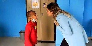 Amansız Hastalığı Olan Öğrencisine Moral Vermek İçin Beste Yapan Koca Yürekli Buket Öğretmen
