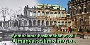 Belki de Hiroşima'dan Bile Daha Fazla İnsanın Öldüğü Vahşet Dolu Dresden Bombardımanı