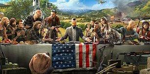 Aksiyon ve Maceraya Doyacağız! Far Cry 5 Gümbür Gümbür Geliyor!