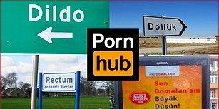 Pornhub İsimli Porno Sitesi Adını Seksi Bulduğu Şehirlere Bedava Üyelik Sözü Verince Ülkemizden de Öneriler Gecikmedi!
