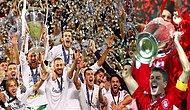 UEFA, Tüm Zamanların Şampiyonlar Ligi'ndeki En Başarılı Kulüpler Sıralamasını Açıkladı