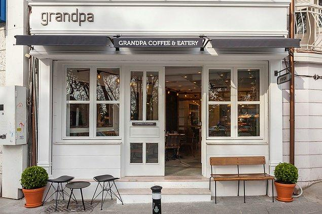 24. Grandpa Coffee & Eatery