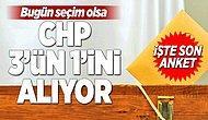 Takvim Gazetesi'nden Tepki Çeken Başlık: 'Bugün Seçim Olsa CHP 3'ün 1'ini Alıyor'