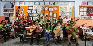 Öğrencilerine Müzik ile Fen Bilimi Öğreten Mükemmel Öğretmen