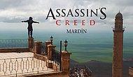 Gerçek Hayatta Assassin's Creed: Mardin'in Eski Yapılarında Parkur Performansı Gerçekleştiren Genç