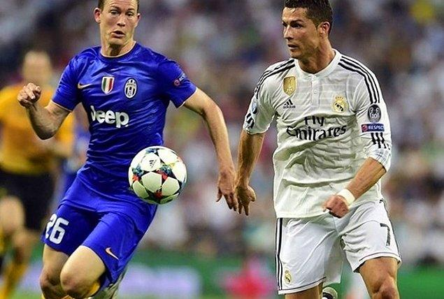 3 Nisan / Juventus - Real Madrid