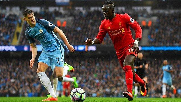 4 Nisan / Liverpool - Manchester City