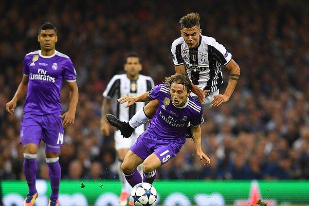 11 Nisan / Real Madrid - Juventus