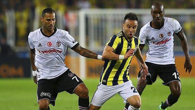 19 Nisan / Fenerbahçe - Beşiktaş