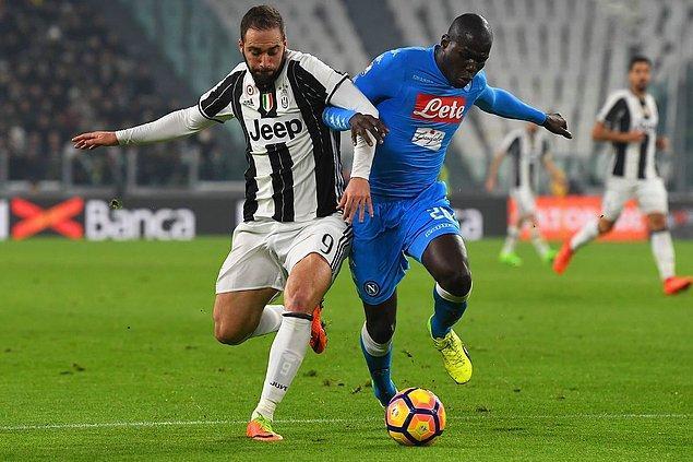 22 Nisan / Juventus - Napoli