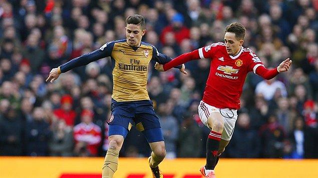29 Nisan / Manchester United - Arsenal