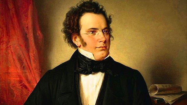 12. Franz Schubert ve gözlükleri
