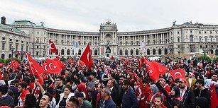 Avusturya'da Gündem Türkler: Binlercesi Sınır Dışı Edilebilir