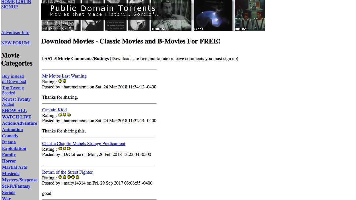 how to download movies from bittorrent for free