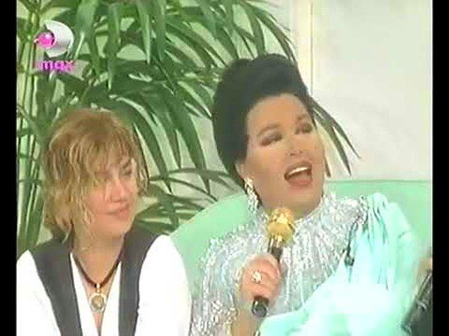 13. Dönemin rüzgarına kapılarak başladığı show'un ardından 2000'li yıllarda ses yarışmalarında jüri üyesi olarak boy gösterdi ve diva olarak da tam olarak bu dönemde anılmaya başladı.