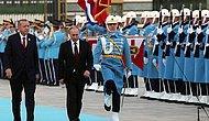 Putin Türkiye'de: Akkuyu Nükleer Güç Santrali'nin Temeli Atıldı