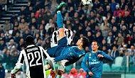 Juventus Tribünleri Ayakta Alkışladı! Cristiano Ronaldo'dan Müthiş Röveşata Golü