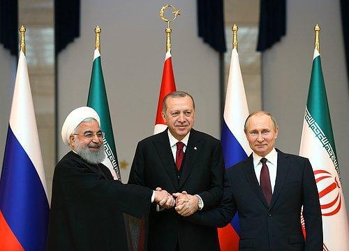 Ankaradaki Suriye Zirvesi Sonrası Ortak Açıklama ve Toprak Bütünlüğü Vurgusu 58