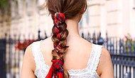 Bahar Geldi, Örgüler Şenlendi! Saç Örgülerinizi Fularla Renklendirmeye Hazır Olun