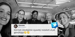 Sosyal Medya Gündemi: Otostop Çeken ODTÜ'lü Öğrencileri Okula Bırakan Kılıçdaroğlu