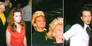 Dansların Çok Farklı Bir Boyuta Ulaştığı 80'li Yıllara Ait Disko Görüntüleri
