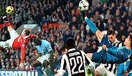 Belki de Cristiano Ronaldo'nun Juventus'a Attığı Golden Daha Güzel 15 Röveşata Gol