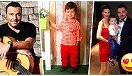 Aşk Tesadüfleri Sever! Şarkıcı Yaşar ve Psikolog Eşi Merve Oğuz'un Oğulları Kerem'le Kurdukları Masal Gibi Yuvaları 😍
