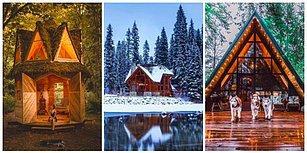 Görünce Sizi Kendi Hayatınızdan Soğutacak Doğayla İç İçe 20 Dünya Harikası Ev