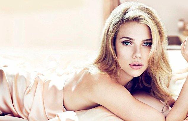 5. Scarlett Johansson