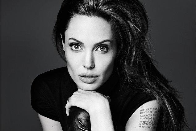 8. Angelina Jolie