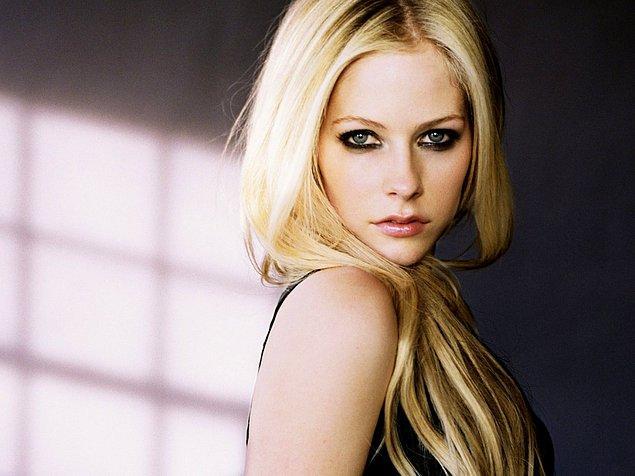 21. Avril Lavigne