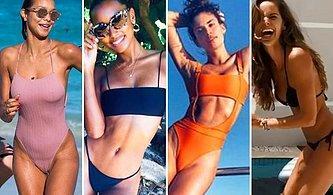 Yaza Victoria's Secret Meleği Havasında Girmek İsteyenlere Top Modellerden Egzersiz Sırları