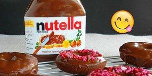 Çikolata Krizlerine Son! Nutella'yı Kullanarak Şipşak Yapabileceğiniz 11 Mükemmel Tatlı Tarifi