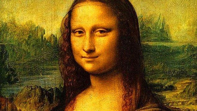 5. Dünyanın en meşhur eserlerinden biri de hiç şüphesiz Leonardo da Vinci'nin Mona Lisa tablosu. Peki sen, bu tabloyu tek kelime ile anlatacak olsaydın bu hangisi olurdu?